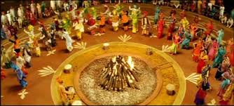 Lohri places to visit in punjab